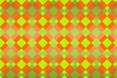 Checkered pattern background Royalty Free Stock Photo