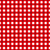 Checkered pattern. Retro tablecloth texture. Vector seamless pattern. Flat design style. Swatch inside Stock Photos