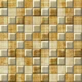 Checkered pattern - seamless pattern - papyrus surface Stock Image