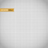 Checkered Pattern. Checkered Textured Pattern Abstract Background Stock Photo