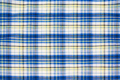 Checkered picnic tablecloth. Seamless pattern Royalty Free Stock Photos