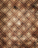 Checkered plaid grunge ornamental pattern background Stock Photos
