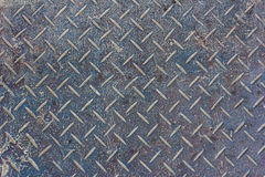 Checkered plate thickness. Use on floor. Sheets, Plates FloorPlates Stock Photo