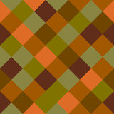 Checkered seamless background pattern Stock Photo