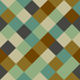 Checkered seamless background pattern Stock Photos