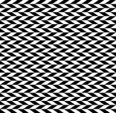 Checkered seamless pattern with alternating parallelogram. Optic Stock Images