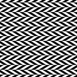 Checkered seamless pattern with alternating parallelogram. Optic Stock Image