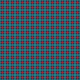 Checkered seamless pattern background Royalty Free Stock Image