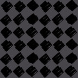 Checkered seamless pattern Stock Photo