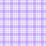 Checkered seamless pattern. Vector background. Stock Images
