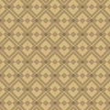 Checkered seamless pattern Royalty Free Stock Photography