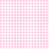 checkered seamless table cloths pattern Stock Photos
