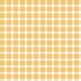 Checkered seamless table cloths pattern Royalty Free Stock Images