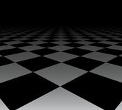 Checkered surface Royalty Free Stock Photography
