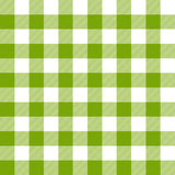 Checkered table cloth background Royalty Free Stock Photos
