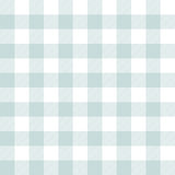 Checkered table cloth background. Seamless checkered table cloth background colored light blue Stock Image