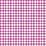 checkered table cloth background Stock Image