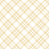 Checkered table cloth background Stock Photography