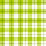 Checkered tablecloth. Seamless pattern. Vector Royalty Free Stock Photos