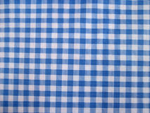 Checkered tablecloth - folk pattern Stock Image