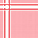 Checkered tablecloth seamless pattern. Royalty Free Stock Photo