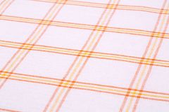 Tablecloth background Stock Photo