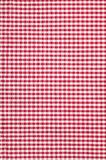 Checkered tablecloth texture background Royalty Free Stock Images