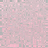 Checkered tablecloths pattern endlessly - pink Royalty Free Stock Photography