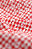 Checkered Textile Stock Photos