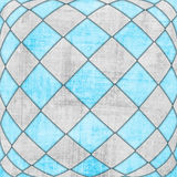 Checkered texture 3d Royalty Free Stock Photography