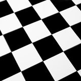 Checkered texture 3d background Stock Photos