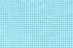 Checkered texture paper or material and fabric of pale turquoise color Royalty Free Stock Photography