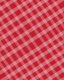 Checkered texture red Royalty Free Stock Photography