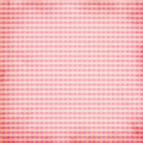 checkered texturised background Stock Images