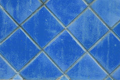 Checkered tile background texture Stock Image