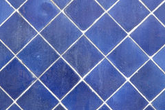 Checkered tile background texture Royalty Free Stock Image