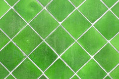 Checkered tile background texture Royalty Free Stock Images
