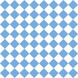 Checkered tile vector pattern Royalty Free Stock Photo
