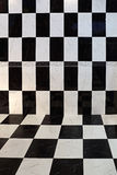 Checkered Tiles Stock Images
