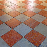 Checkered Tiles Royalty Free Stock Images