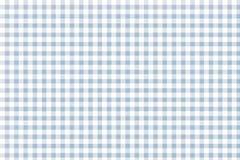 Checkered Tischdecke Stockfotos