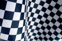 Checkered Welle lizenzfreies stockfoto