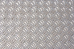 Checkerplate stock image