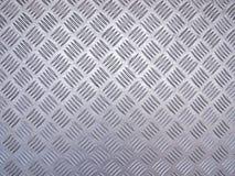 Checkerplate stockfotos