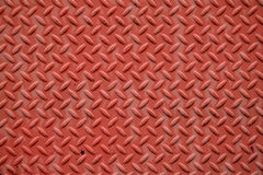 Checkerplate. A checkerplate background royalty free stock photography