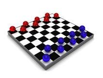 Checkers Stock Photos