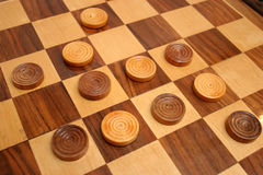 Checkers Stock Photography