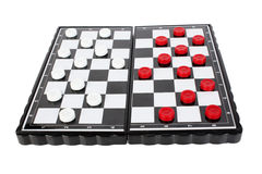 Checkers Royalty Free Stock Photography