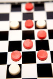 Checkers Stock Photo