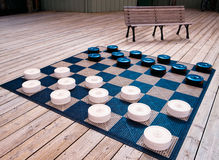Checkers Anyone? Royalty Free Stock Images